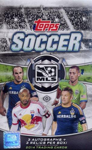 2014 Topps MLS Soccer by Topps