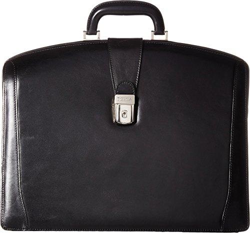 Bosca Briefs Leather - Bosca Men's Partners Brief, Black, One Size