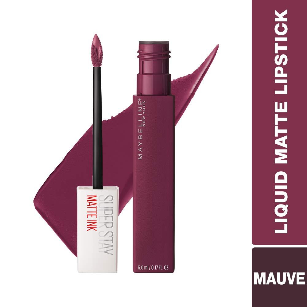 Maybelline-New-York-Super-Stay-Matte-Ink-Liquid-Lipstick thumbnail 38
