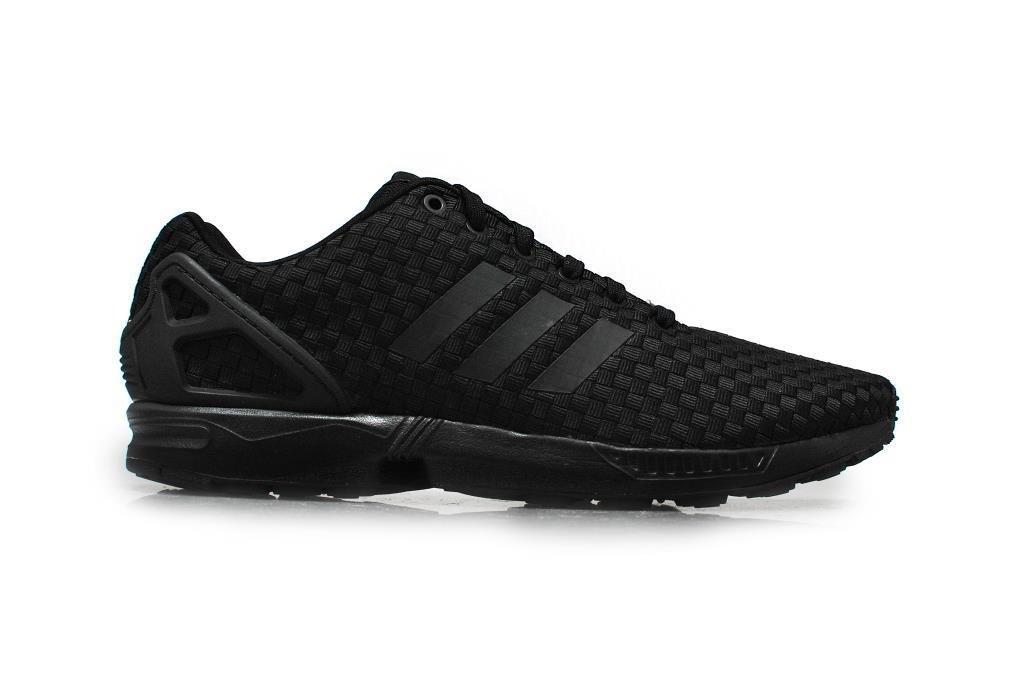 adidas Originals Zx Flux - Zapatillas para hombre US 4|Black White B34005