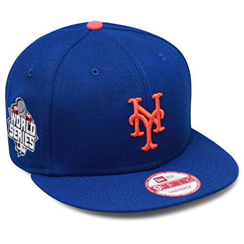 super popular 851b7 68339 italy new york mets fitted hats 0675e 2ac5d  czech new era 9fifty new york  mets snapback hat cap 2015 world series side patch a85d1