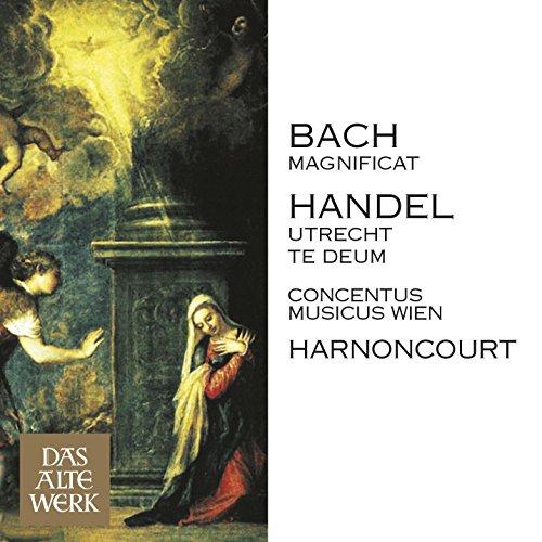 Bach / Handel: Magnificat / Utrecht Te Deum (Utrecht Te Deum)