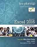 img - for Exploring Microsoft Office Excel 2016 Comprehensive (Book Only, No MyITLab Included) (Exploring for Office 2016 Series) book / textbook / text book