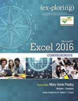 Exploring Microsoft Office Excel 2016 Comprehensive Front Cover