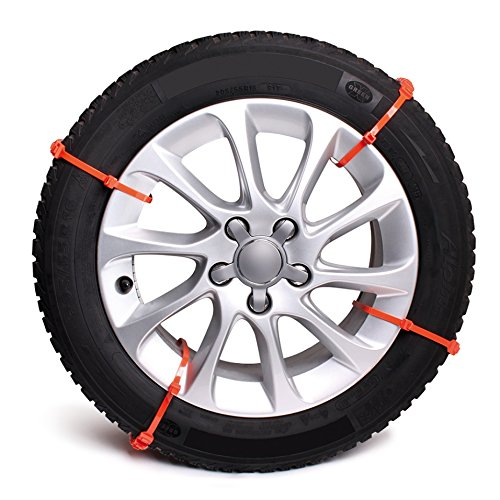 Bottari 35260 Pit Stop-8 Car & Truck Snow Anti-Skid Wheel Tire...