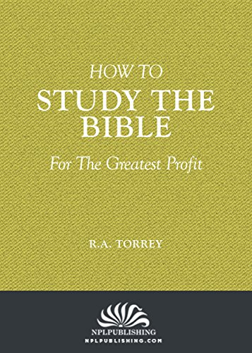 Study Bible Greatest Profit Annotated ebook product image
