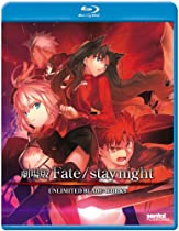 Fate / Stay Night: Unlimited Blade Works  [Blu-ray]  Directed by Yuji Yamaguchi