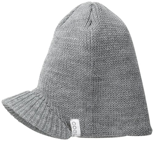 (Coal The Basic Rib Knit Brimmed Beanie)