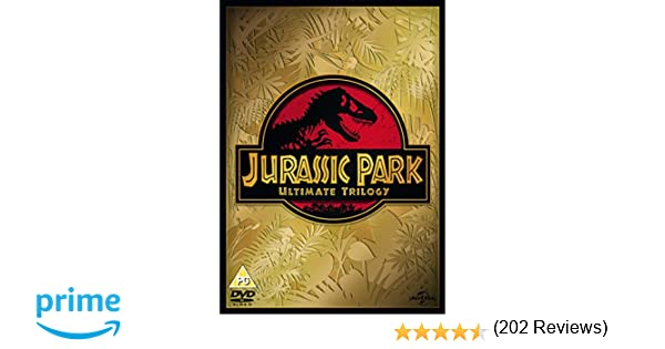 Jurassic Park/The Lost World - Jurassic Park/Jurassic Park 3 Edizione: Regno Unito Reino Unido DVD: Amazon.es: Cine y Series TV