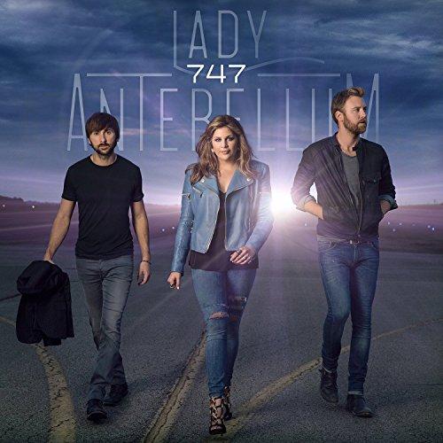 CD : Lady Antebellum - 747