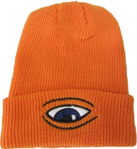Toy Machine Sect Eye Dock Beanie - Orange