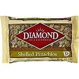 Diamond Nuts of California Pistachios, 6 Ounce