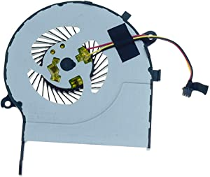 Rangale CPU Cooling Fan Replacement for Toshiba Satellite L50-C L50D-C L55-C L55-C5272 L55D-C L55T-C S55-C 55-C5260 S55-C5262 S55-C5274 S55-C5363 Series Laptop