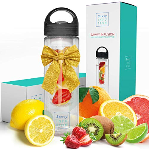 Savvy Infusion Water Bottles -...