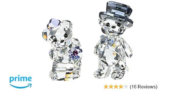 69e2bd9bc1 Amazon.com: Swarovski Kris Bear You & I - 1096736: Home & Kitchen