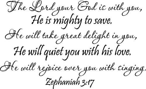 zephaniah 3 17 - 4
