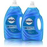 Dawn Dish Soap, Ultra Dishwashing Liquid Original Scent, 56 Fluid Ounce, 2 Count