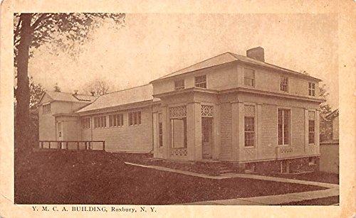 YMCA Building Roxbury, New York postcard