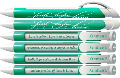 Greeting Pen Corinthians Scripture 36048