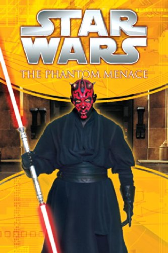 - Star Wars Episode I: The Phantom Menace Photo Comic
