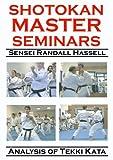 Shotokan Master Seminars: Analysis of Tekki Kata by R