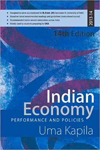 Indian Economy Performance and Policy