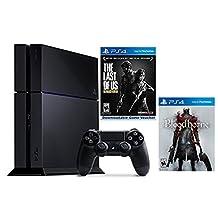 The Last of Us Remastered PlayStation 4 + Bloodborne E3 Bundle