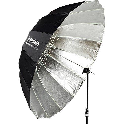 Profoto Deep Umbrella Silver - 65 Inch 100981 by Profoto