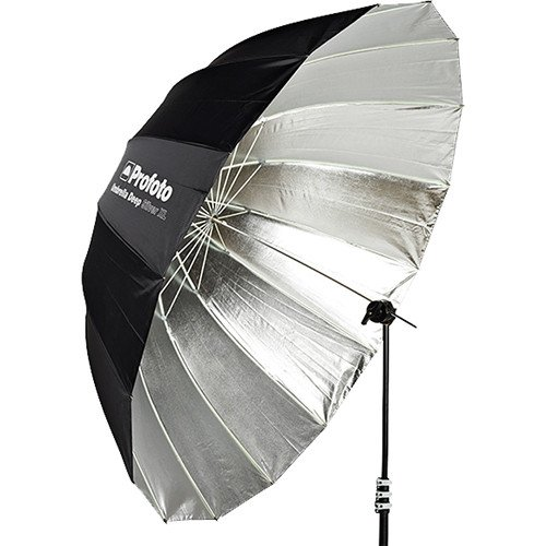 - Profoto Deep Umbrella Silver - 65 Inch 100981