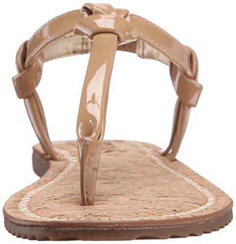 Circo por Sam Edelman Shaw de la mujer vestido sandalia almendra