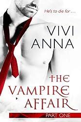 The Vampire Affair: Part One: Billionaires After Dark (English Edition)