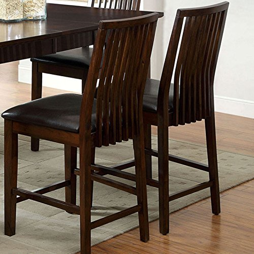 9 Piece Dining Room Table Sets: 247SHOPATHOME IDF-3318PT-9PC Dining-Room-Sets 9-Piece Set 9-Piece Set