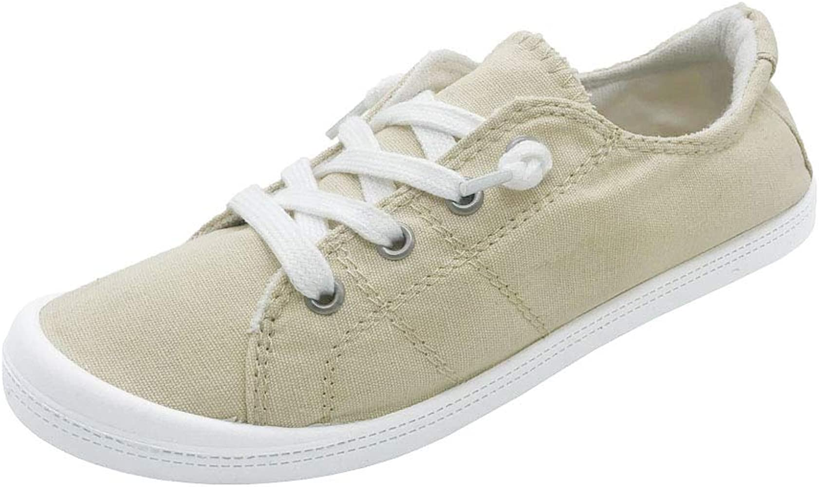 LADIES WOMENS LACE UP SLIP ON TRAINERS SNEAKERS PLIMSOLLS FASHION SHOES SIZES