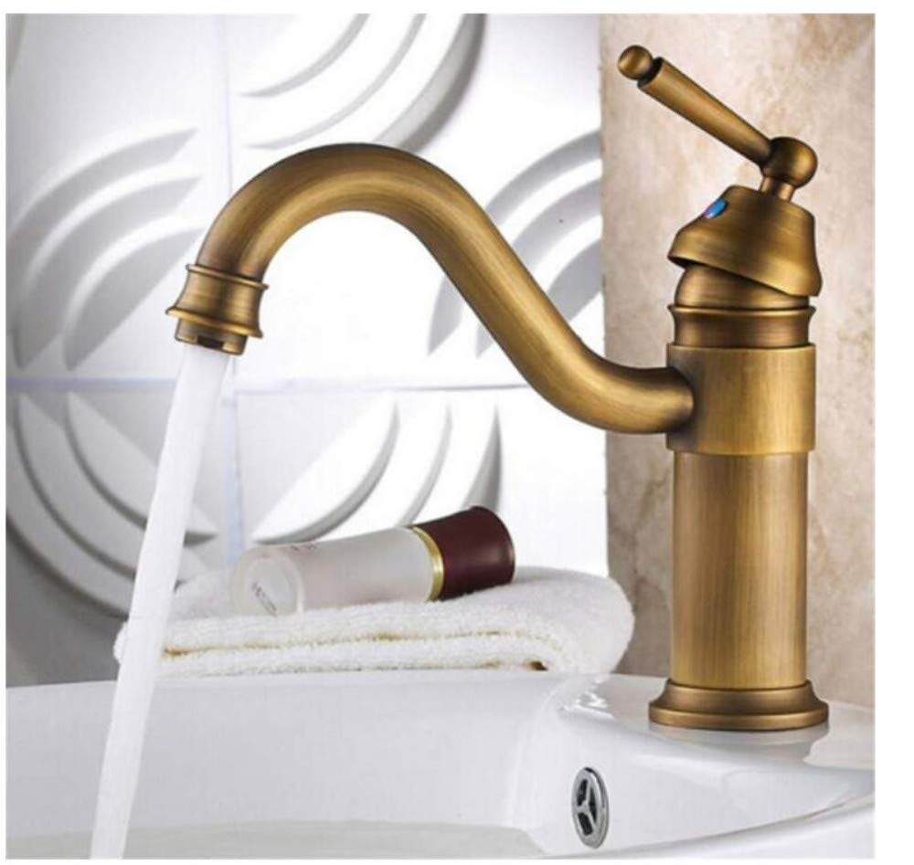Brass Wall Faucet Chrome Brass Faucet Mixer Wash Basin Taps with Single Handle
