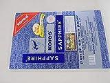 Kores Pen/Pencil Carbon Paper,Sapphire Blue - Pack