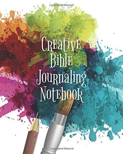 Creative Bible Journaling Notebook Journal