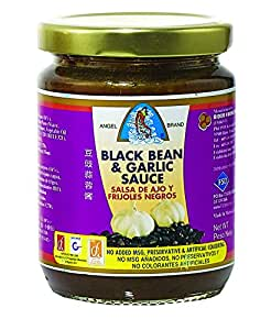 Angel Brand Black Bean and Garlic Sauce, 8.4 Ounce