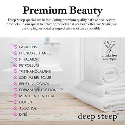 Deep Steep Bubble Bath, Lavender Chamomile, 17 Ounces by Deep Steep (Image #3)