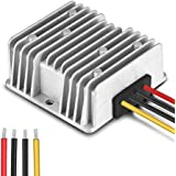 Aweking Waterproof DC/DC 12V Step Up to 48V 6A 288W Voltage Boost Converter Regulator Transformer Power Supply for Car Truck Vehicle CE listed