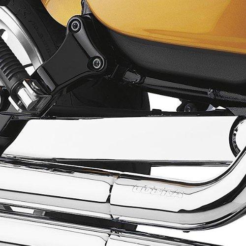 Cobra Swingarm Cover for Honda 2004-13 Aero 750, 2007-13 Spirit 750 C2, 2010-13 by Cobra