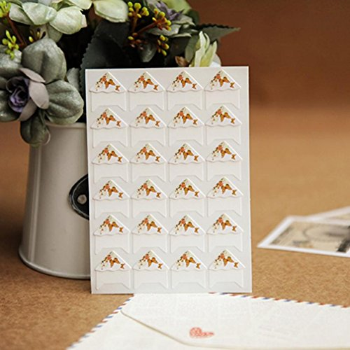 DIY Corner Paper Stickers Photo Albums Frame Decoration Scrapbooking
