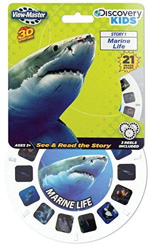 View Master Discovery Kids Marine Life ()