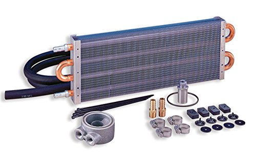 (Flex-a-lite 3954 Heavy Duty Engine Oil Cooler Kit)