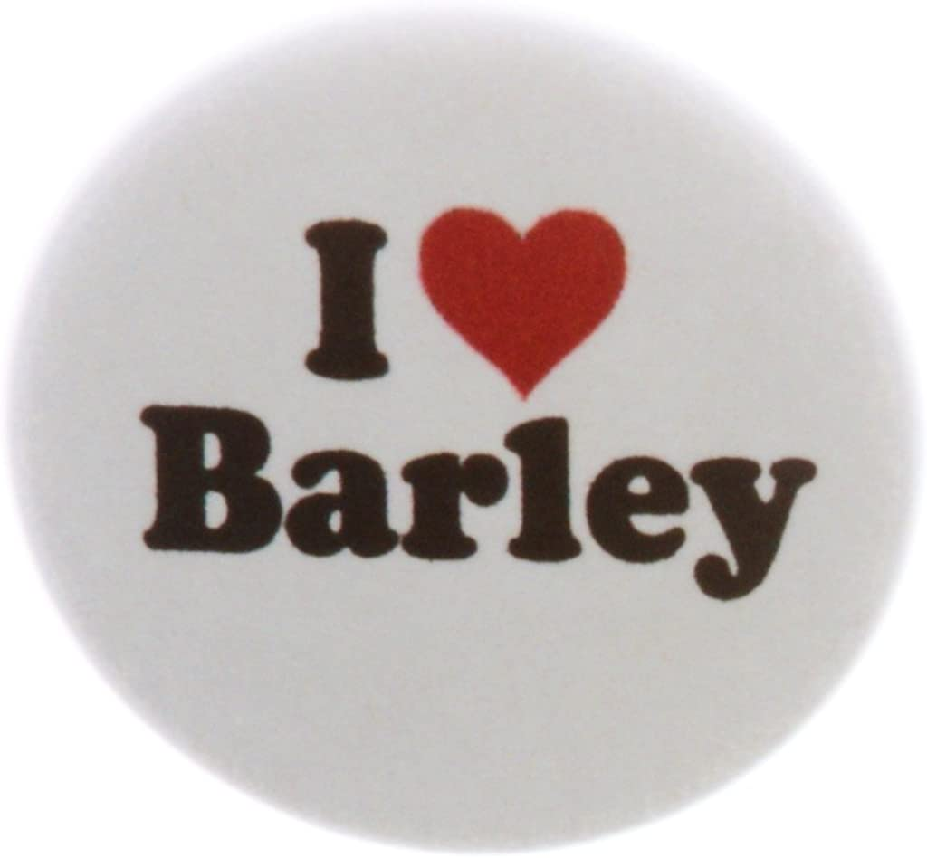 A&T Designs I love Barley 1.25