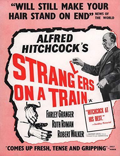 Strangers on a Train 1951 British Herald