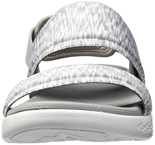 On go Mujer 600 para The Gris Skechers15309 Oqwz6q