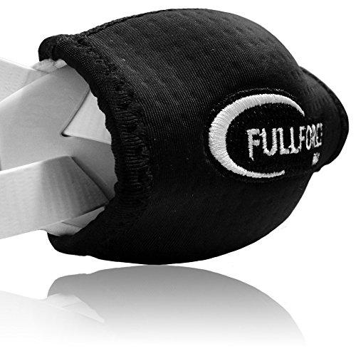 Full Force Wear Kinnriemen Überzug, schwarz, one size