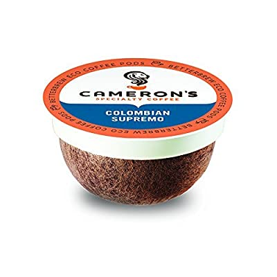 Cameron's Coffee Flavored Pod