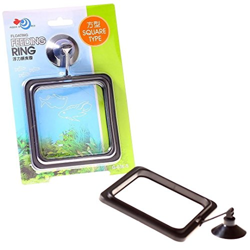 Feeding Square Aquarium Feeder Floating product image