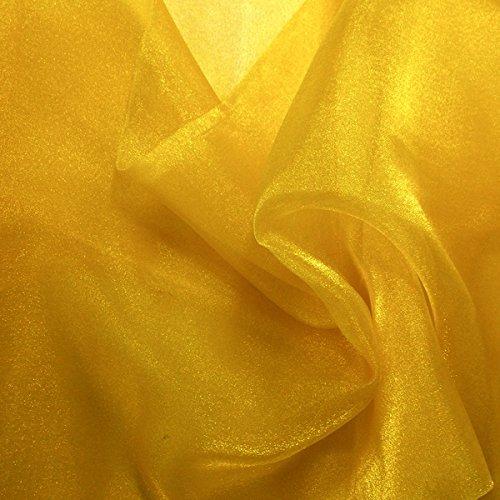 Sheer Organza Fabric - 4